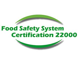 Logo Food Safety System Certification 22000